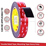 Double Sided 3M Adhesive Tape,1 inch Width x 10 FT