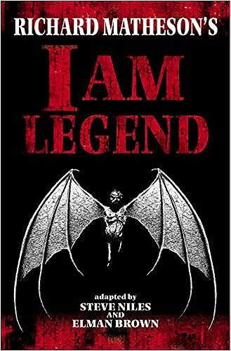 I Am Legend Book