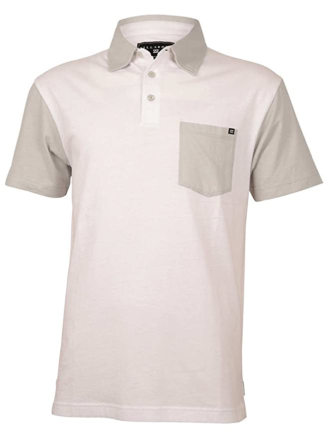 BILLABONG Zenith Solid Polo, Blanco, M para Hombre: Amazon.es ...