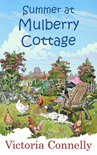 book cover of Summer at Mulberry Cottage