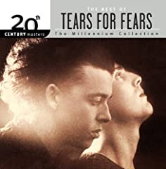 20th Century Masters: The Millennium Collection: Best Of Tears For Fears by Tears For FearsWhen sold by Amazon.com, this product will be manufactured on demand using CD-R recordable media. Amazon.com's standard return policy will apply.