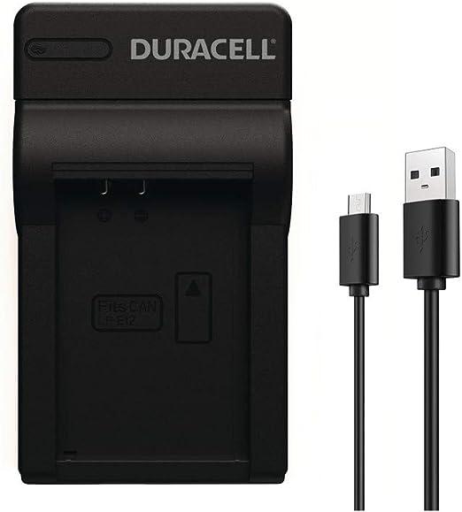 Duracell Drc5911 Ladegerät Mit Usb Kabel Kamera
