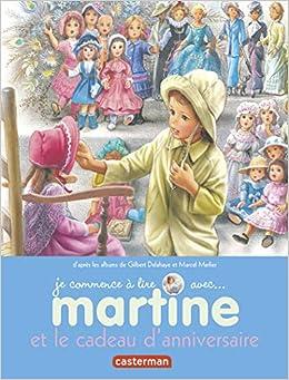 Amazon Fr Je Commence A Lire Avec Martine Tome 13