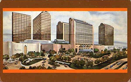Galleria Dallas, Texas Original Vintage - Dallas Texas Galleria