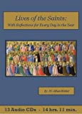 img - for Butler's Lives of the Saints Catholic Audiobook CD Set book / textbook / text book