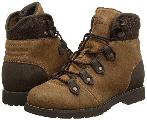 demitasse The Brown Femme Chaussures Ballard Hautes Friend Face Marron De Brown Randonnée North dachshund qqr7p