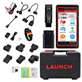 LAUNCH X431 Pro Mini Wifi/Bluetooth Bi-Directional OBD OBD2 Scan Tool Actuation Test, ECU Coding, Key Fob Program,Reset Functions, Free Update 2 YRs, ALL System OBD2 Diagnostic Scanner
