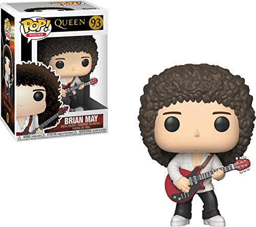 Funko 33720 Pop Vinyl Rocks Queen Brian May, Multi