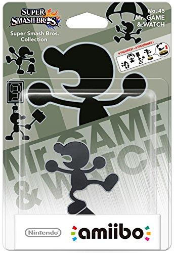 229 opinioni per Amiibo Mr.Game & Watch- Super Smash Bros. Collection