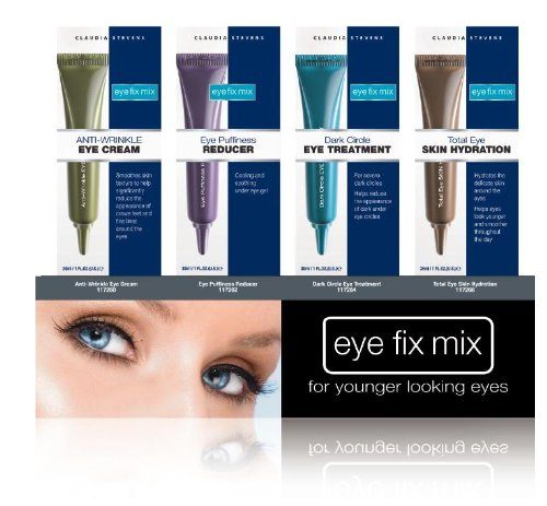 Claudia Stevens Eye Fix Mix 16 Piece Prepack Display