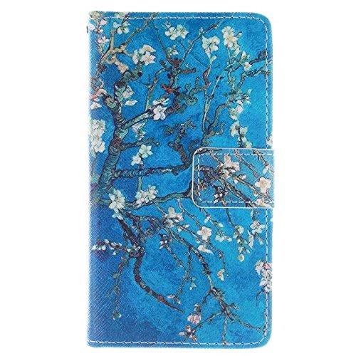 Fashion & personality Tiger patrón horizontal Flip caja de cuero con el titular y ranuras para tarjetas y cartera para Samsung Galaxy S IV mini / i9190 ( SKU : S-SCS-7364E ) S-SCS-7364D