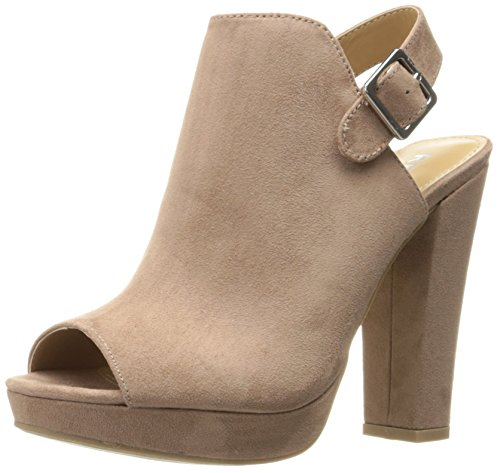 Report Libbie Taupe Dress Sandal Women's Platform 5TWAOqTr