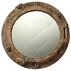 513upr2OzaL._SS300_ 100+ Porthole Themed Mirrors For Nautical Homes For 2020