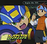 ROCKMAN-BEGIN THE TRY