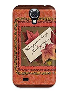 For Galaxy S4 Protector Case Thanksgivings Phone Cover