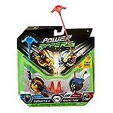 Power Rippers 2 Pack Series #1 - Tarantula Vs. Rapid Fire