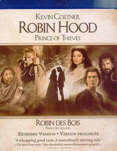 Robin Hood: Prince of Thieves Extended Cut (BD) [Blu-ray] (Robin Hood Prince Of Thieves Blu Ray)