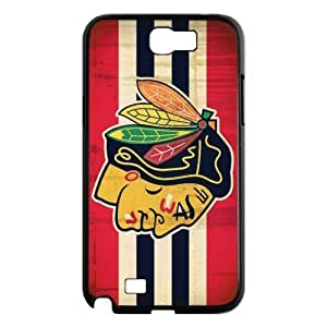 Custom Plastic Case chicago blackhawks Iphone 5/5S