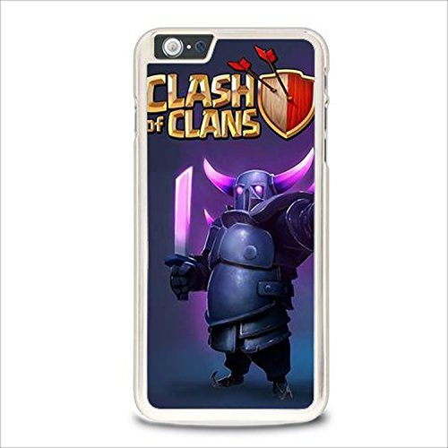 Coque,Clash Of Clans Pekka Case Cover For Coque iphone 5 / Coque iphone 5s