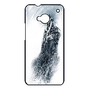 Personality customization Arthas Menethil Phone Case For Htc One M7 Scratch-proof Arthas