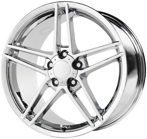 Wheel Replicas V1145 Chevrolet Corvette Z06 Chrome Wheel (19x10