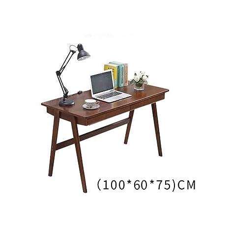 Amazon.com: DNSJB Mesa de escritorio para ordenador, de ...