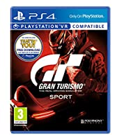 PlayStation Gran Turismo: Sport - Ps4