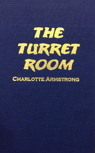 book cover of The Turret Room