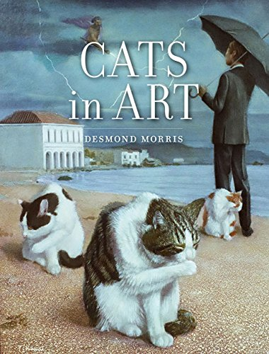 Cats in Art (Cats Galore A Compendium Of Cultured Cats)
