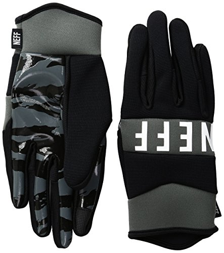 neff Men's Ripper Glove, Black, X-Large - Mens Pipe Glove