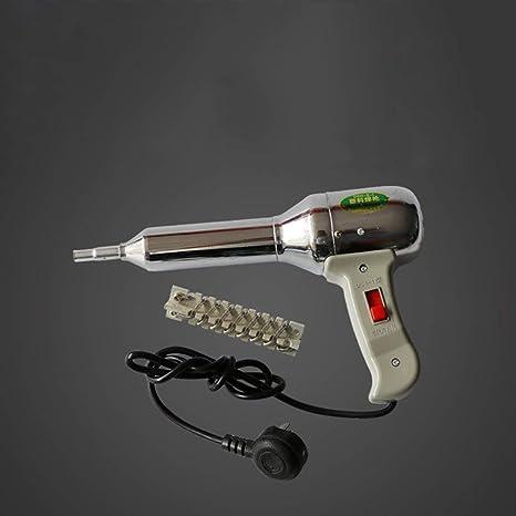 sdfghzsedfgsdfg 500W Temperatura Ajustable de Soldadura Pistola de Calor Caliente de la antorcha eléctrica Pistola de