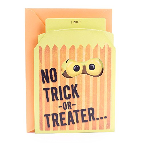 Hallmark Funny Halloween Pop Up Card with Sound