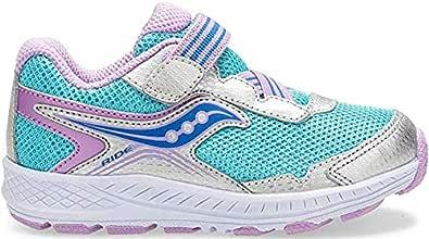 ساكوني احذية فيلكرو للاولاد، متعدد الالوان، مقاس 8 US