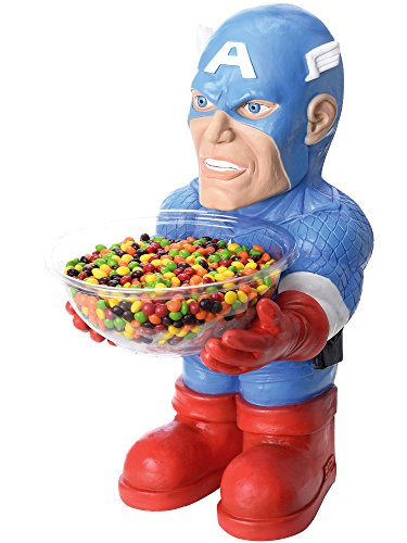 Marvel Classic Captain America Candy Bowl Holder -