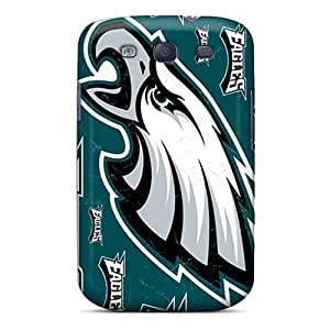 High-quality Durable Protection Case For Galaxy S3(philadelphia Eagles)