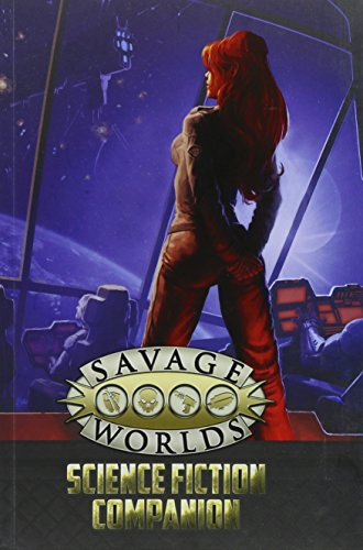 Science Fiction Companion (Savage Worlds, S2P10504) (Best Sci Fi Rpg)