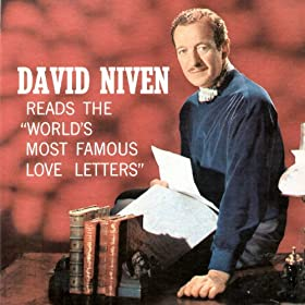 David Niven - Reads The World Most Famous Love Letters