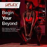 UFlex Athletics Knee Compression Sleeve Support for