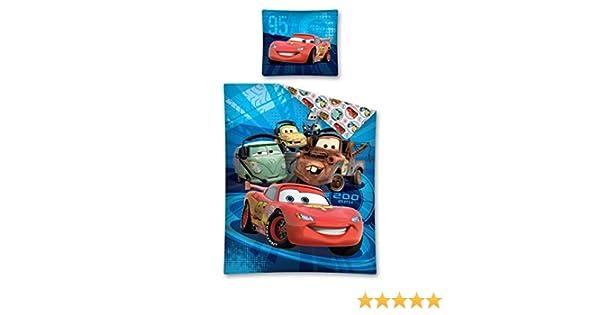 DP Disney Cars - Juego de Cama (Reversible, 140 x 200 cm, Funda de ...