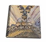 Danita Delimont - Church - Portugal, Evora, St. Francis Church, Bone Chapel - Memory Book 12 x 12 inch (db_227825_2)