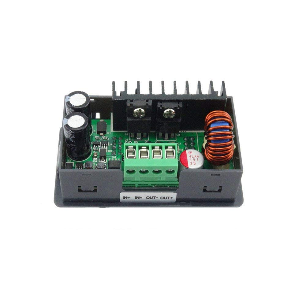 DollaTek cold-rolled steel material DIY Housing Kit For DPS series Power Supply Module LCD Digital Programmable Constant Voltage Current DPS3003 DPS3005 DPS5005 DP30V3A DP50V2A DP50V5A