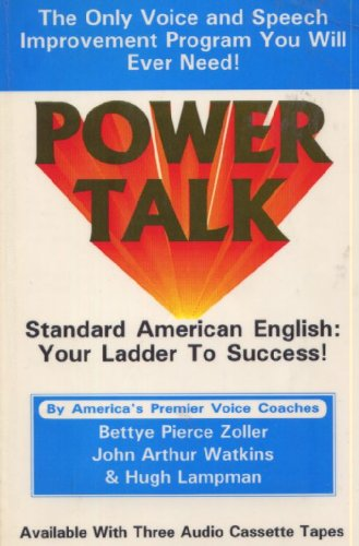 Power Talk: Standard American English : Your Ladder to Success