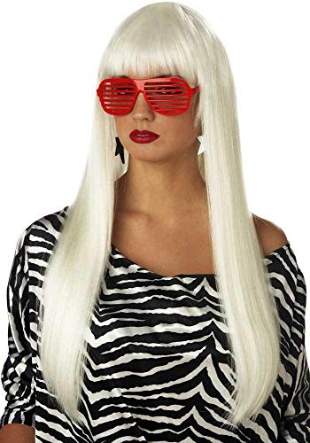 ESSA OAT clothes series Adult Women Pop Angel Halloween Wig ()