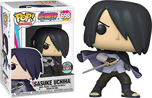 Figura Funko Boruto Sasuke Uchiha con Cape Pop (Serie especial)