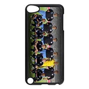 Ipod Touch 5 Phone Case Designed England World Cup 2014 Team XG172746