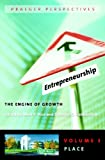 img - for Entrepreneurship [3 volumes]: The Engine of Growth (Praeger Perspectives) (v. 1-3) book / textbook / text book