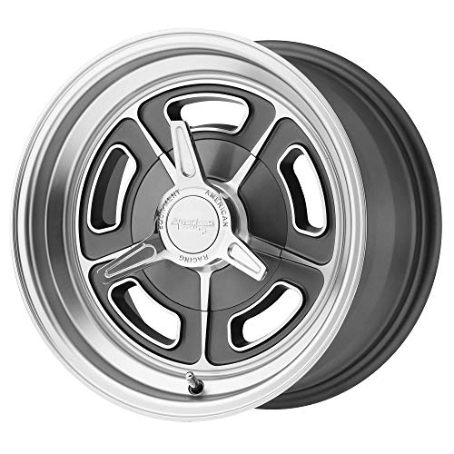 - AMERICAN RACING VN502 MAG GRAY MACHINED VN502 15x5 5x114.30 MAG GRAY MACHINED (-12 mm) rims