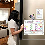"Cedar Markers 16""x12"" Magnetic Calendar for"
