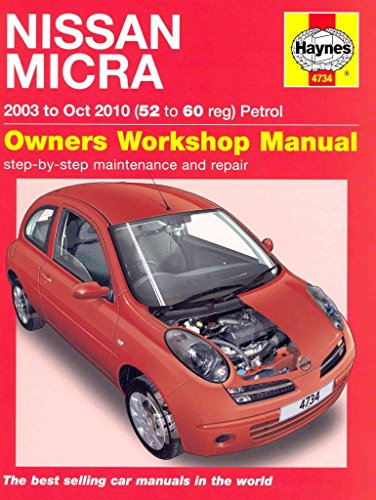 - [Nissan Micra Service and Repair Manual] (By: M. R. Storey) [published: February, 2013]