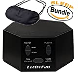 LectroFan - White Noise Machine with 10 Fan and